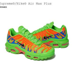 Supreme - Supreme/Nike Air Max Plus