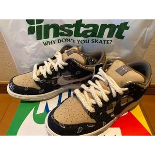 28.5cm NIKE SB DUNK LOW PRM QS TRAVIS (スニーカー)