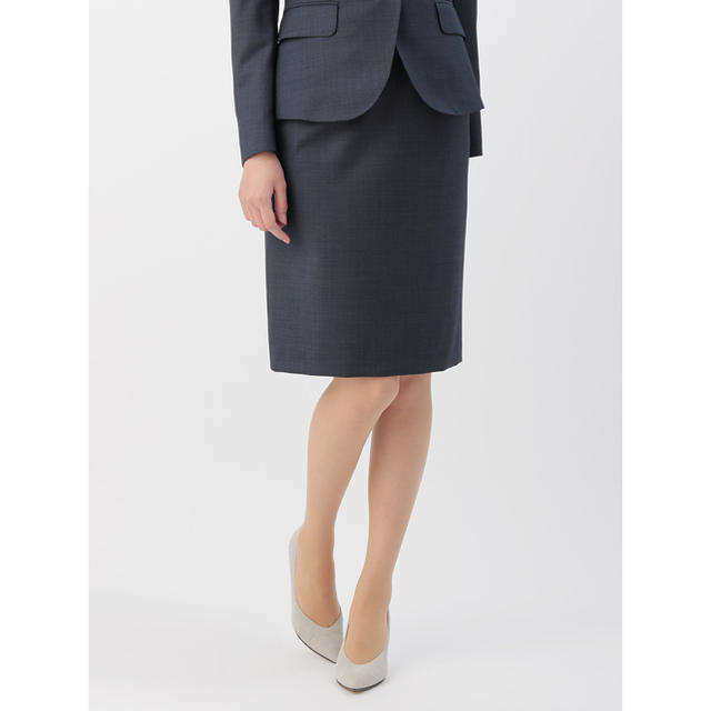 THE SUIT COMPANY(スーツカンパニー)のTHE SUIT COMPANY スカート レディースのフォーマル/ドレス(スーツ)の商品写真