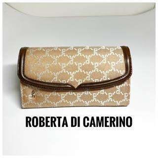 ロベルタディカメリーノ(ROBERTA DI CAMERINO)の新品未使用 ロベルタ ディ カメリーノ 長財布(財布)