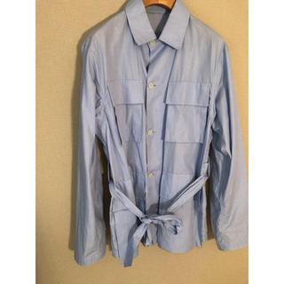 ドレステリア(DRESSTERIOR)のDRESSTERIOR サファリシャツジャケット(ミリタリージャケット)