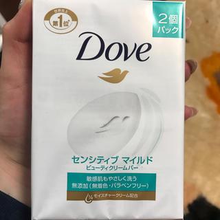ユニリーバ(Unilever)のダヴ ビューティ クリーム バー センシティブマイルド(2コ入)(ボディソープ/石鹸)