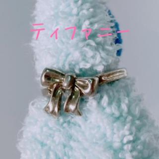 Tiffany & Co. - ティファニー リボンリング