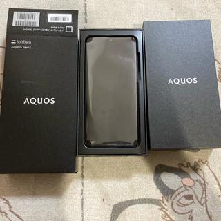 AQUOS - AQUOS zero2 906SH SIMロック解除済