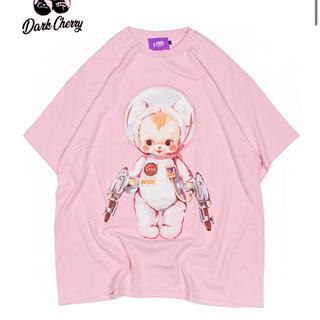 ミルクボーイ(MILKBOY)のCerise × LAND by MILKBOY コラボTシャツ(Tシャツ/カットソー(半袖/袖なし))