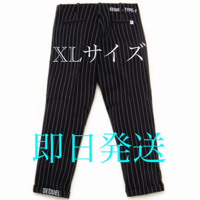 FRAGMENT(フラグメント)の✨SEQUEL CHINO シークエル チノパン フラグメント XL 藤原✨ メンズのパンツ(デニム/ジーンズ)の商品写真