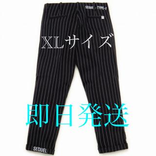 FRAGMENT - ✨SEQUEL CHINO シークエル チノパン フラグメント XL 藤原✨