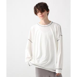 ハレ(HARE)のHARE ステッチカットソー Tシャツ(Tシャツ/カットソー(七分/長袖))
