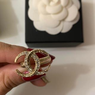 シャネル(CHANEL)のCHANEL❤️リング💍 指輪(リング(指輪))