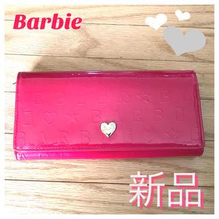 バービー(Barbie)の新品 未使用★Barbie 激カワ長財布(財布)