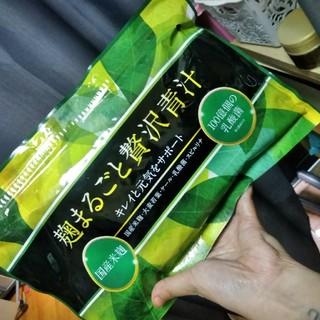 麹まるごと贅沢青汁🍀(ダイエット食品)