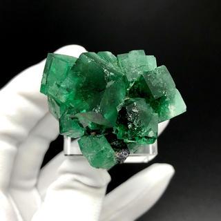 蛍石 イギリス ダイアナマリア産 フローライト 鉱物 原石[TD2-20]