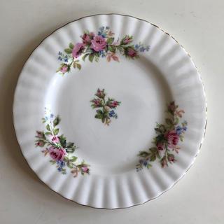 ロイヤルアルバート(ROYAL ALBERT)のロイヤルアルバートケーキ皿6枚セット(2)(食器)