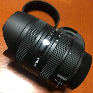 PENTAX - SIGMA 8-16mm 1:4.5-5.6 HSM Pentax 良品