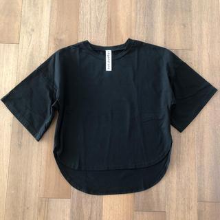 ENFOLD - nagonstans♡Tシャツ カットソー トップス 38 ブラック