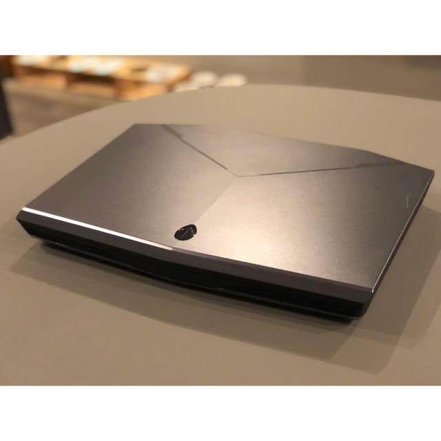 DELL(デル)の【最終価格】Dell ゲーミングノートパソコン ALIENWARE 17  スマホ/家電/カメラのPC/タブレット(ノートPC)の商品写真