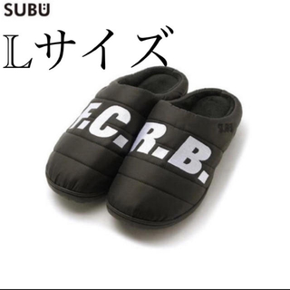 F.C.R.B. - 20AW FCRB x SUBU SANDAL  Lサイズ