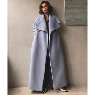 アメリヴィンテージ(Ameri VINTAGE)のUNDRESSED DAMBO COLLAR LONG COAT(ロングコート)