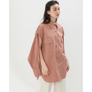 SeaRoomlynn - searoomlynn アームスリットMEDIUMシャツ