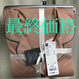 GU - GU ジーユー WOMEN カットソーパジャマ(半袖)