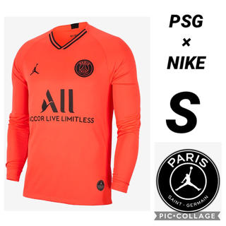 NIKE - Jordan × PSG ユニフォーム Sサイズ