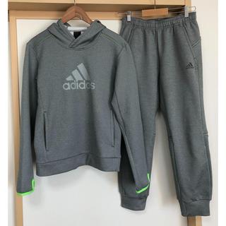 adidas - アディダス adidas レディース・キッズ スウェット 上下セット