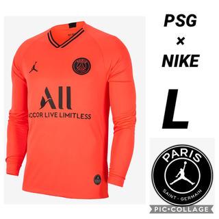 NIKE - Jordan × PSG ユニフォーム Lサイズ