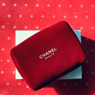 CHANEL - シャネル ノベルティ ポーチ クリスマス限定 2019