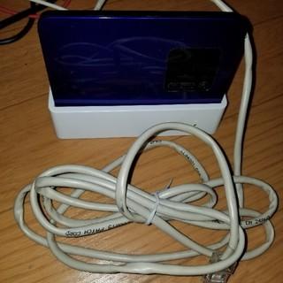 エヌイーシー(NEC)のUQ WIMAX WX01 クレードル(PC周辺機器)