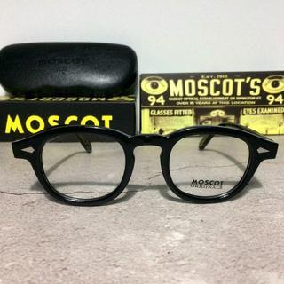 トムフォード(TOM FORD)のモスコット (MOSCOT) レムトッシュ 眼鏡 メガネ ブラック(サングラス/メガネ)