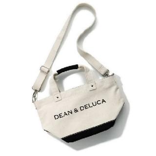 DEAN & DELUCA - 新品、未使用 新品、未使用 DEAN&DELUCA ショルダー付き キャンパス