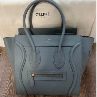 celine - 超美品 CELINE ラゲージ マイクロ