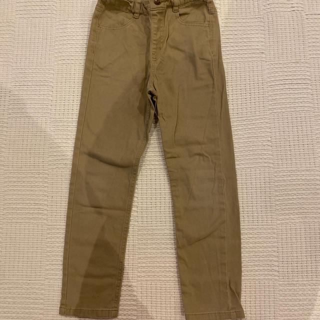 GU(ジーユー)のキッズズボン キッズ/ベビー/マタニティのキッズ服男の子用(90cm~)(パンツ/スパッツ)の商品写真