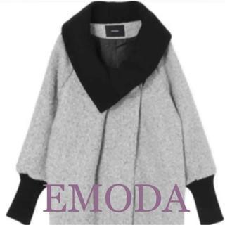 EMODA - ★人気 グレーコート エモダ★