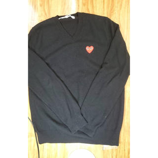 COMME des GARCONS - COMME des GARÇONS Vネックセーター