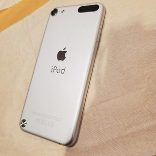 iPod touch - ipod touch 第5世代 32GB シルバー 極上美品