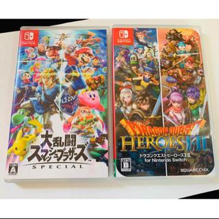 ニンテンドースイッチ(Nintendo Switch)のドラゴンクエストヒーローズ Switch ニンテンドースイッチ スマブラ(家庭用ゲームソフト)