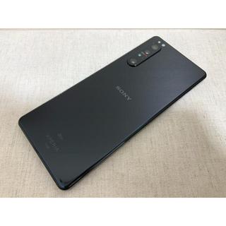 Xperia - au 5G SONY Xperia 1II SOG01 ブラック