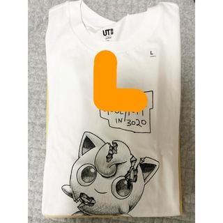 UNIQLO - ユニクロ UNIQLO ポケモンコラボ 半袖Tシャツ プリン サイズL