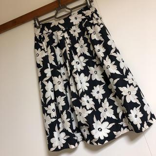 PATTERN fiona - PATTERN fiona 花柄スカート