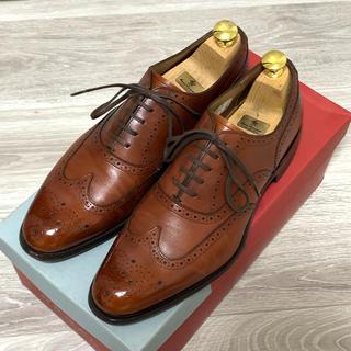 REGAL - REGAL  リーガル 03DR  アノネイ 革靴 ウイングチップ