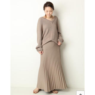 DEUXIEME CLASSE - Deuxieme Classe beauty pleated スカート