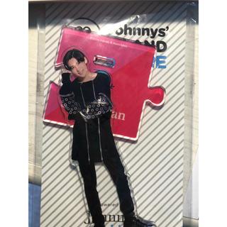 ジャニーズ(Johnny's)の目黒蓮 アクリルスタンド(アイドルグッズ)