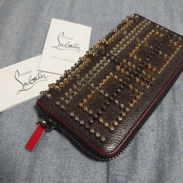 Christian Louboutin(クリスチャンルブタン)のラムレーズン様専用 クリスチャン・ルブタン 長財布 マルチカラー メンズ メンズのファッション小物(長財布)の商品写真
