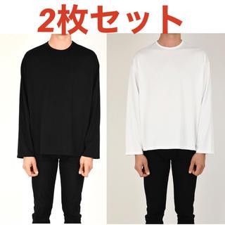 ラッドミュージシャン(LAD MUSICIAN)のlad musician19ss LONG SLEEVE BIG T-SHIRT(Tシャツ/カットソー(七分/長袖))