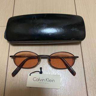 Calvin Klein - 【美品】Calvin Klein サングラス
