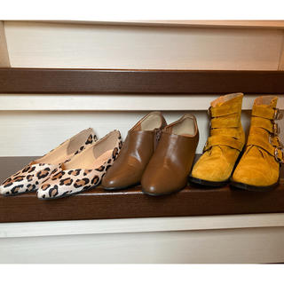 トーガ(TOGA)の靴 ブーツ パンプス 3点セット 22.5〜23cm(ブーツ)