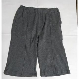 コムサイズム(COMME CA ISM)のコムサイズム  120 柔らか素材 ズボン グレー お受験 面接 フォーマルにも(パンツ/スパッツ)
