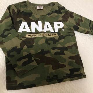 ANAP Kids - 🎃66🎃ANAP ロンT 90