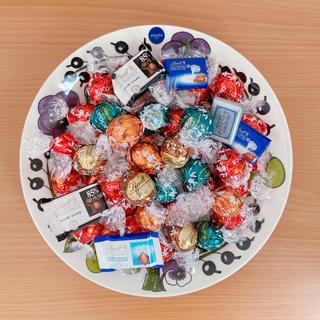 Lindt - 新品 リンドール リンツ チョコレート チョコ 高級 数量限定
